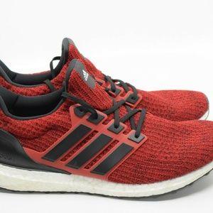 Adidas Ultraboost 4.0 Power Red Core Black EE3703